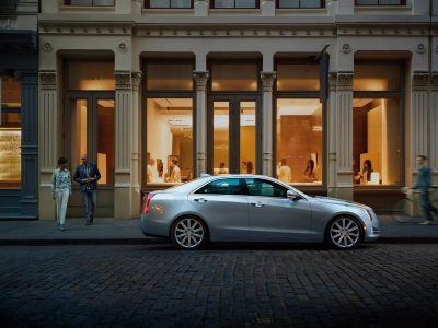 CADILLAC GLOBAL SALES GROW 24.5% IN DECEMBER, 7.5% IN 2015
