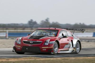 Cadillac Racing Ready For 2017 Pirelli World Challenge Season