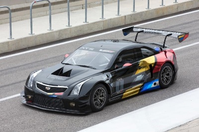 CADILLAC ATS-V.R READY FOR RACE DEBUT