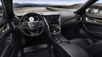 Next-Generation Cadillac User Experience Debuts In CTS