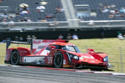 Cadillac DPi-V.R Team Konica Minolta Wins, Cadillac Sweeps In Texas