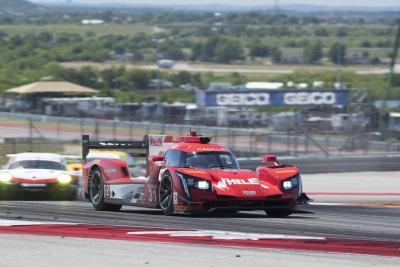 Cadillac DPi-V.R Team Konica Minolta Wins, Cadillac Sweeps In Texas