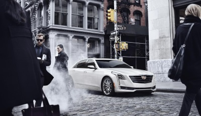 CADILLAC BEGINS GLOBAL LAUNCHES OF NEW PRODUCTS