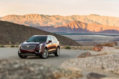 Cadillac Global Sales Increase 22.1% In March