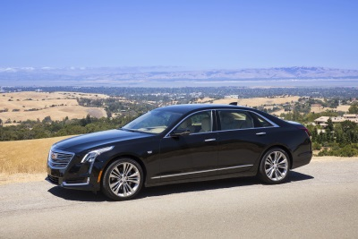 Cadillac Global Sales Rise 16.5 Percent In September