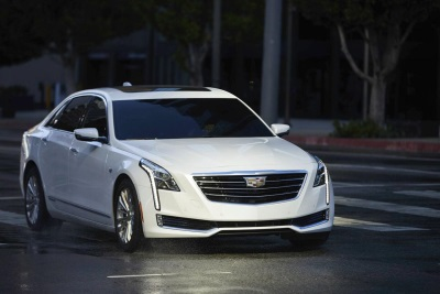Cadillac Global Sales Rise 7.2 Percent In June