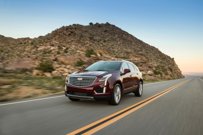 CADILLAC GLOBAL SALES RISE AGAIN IN SEPTEMBER