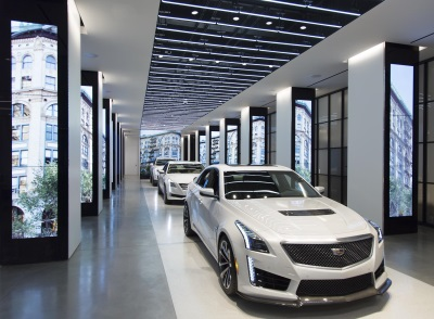 CADILLAC OPENS 'CADILLAC HOUSE – NEW YORK'