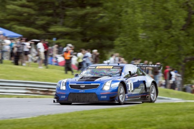 Cadillac Racing Heads To Mid-Ohio In Tight Points Battle