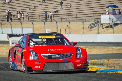 CADILLAC AND O'CONNELL SWEEP SONOMA