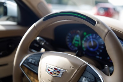 Cadillac Super Cruise™ Sets The Standard For Hands-Free Highway Driving