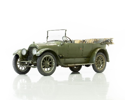 HISTORIC RECORD OF 1918 CADILLAC ADDED TO LIBRARY OF CONGRESS ARCHIVE