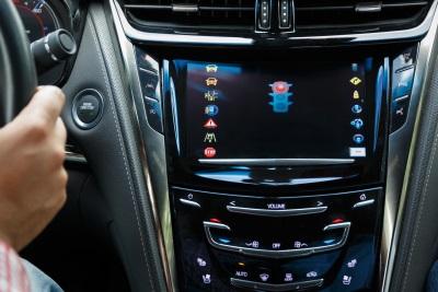 Cadillac Builds On V2V Deployment With V2I Development