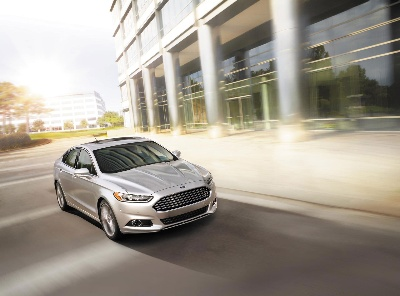 CALIFORNIA DEMAND ACCELERATES FORD FUSION SALES GROWTH AT DOUBLE THE SEGMENT RATE IN 2014