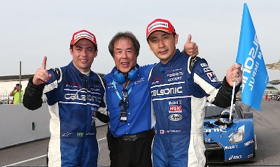 CALSONIC IMPUL GT-R TAKES LIGHTS-TO-FLAG VICTORY