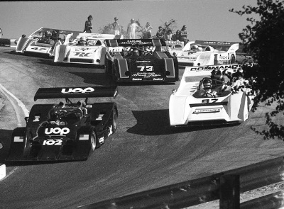 CAN-AM GROUP PROVIDES A THUNDEROUS RETURN TO THE ROLEX MONTEREY MOTORSPORTS REUNION