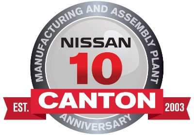 KOOL & THE GANG TO HEADLINE NISSAN CANTON VEHICLE ASSEMBLY PLANT'S 10TH ANNIVERSARY EVENT