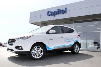 CAPITOL HYUNDAI OF SAN JOSE CELEBRATES FIRST FUEL CELL CUSTOMER DELIVERY IN NORTHERN CALIFORNIA