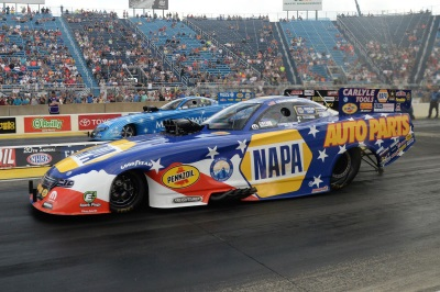 Capps Wins All-Mopar Funny Car Final In Dodge Charger R/T At NHRA Route 66 Nationals