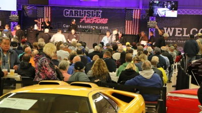 Carlisle Auctions Expands to Three Days for Pennsylvania Based Events