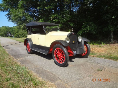 100 Years of South Carolina Automotive Manufacturing to be Celebrated with an Anderson Motor Company Addition to the HVA National Historic Vehicle Register