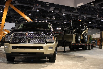 CASE INTRODUCES ONE-OF-A-KIND RAM LARAMIE LONGHORN-INSPIRED 580 SUPER N WIDE TRACK BACKHOE