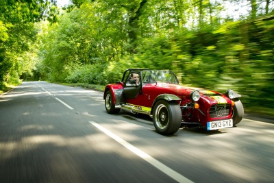 CATERHAM SEVEN 620R TO FEATURE AT 2016 GOODWOOD FESTIVAL OF SPEED