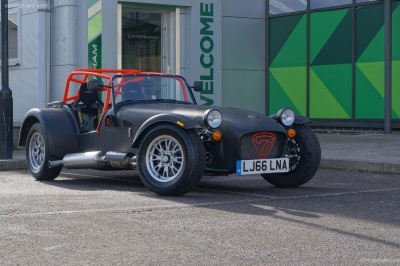 Caterham Academy Creates 1000Th New Racing Driver