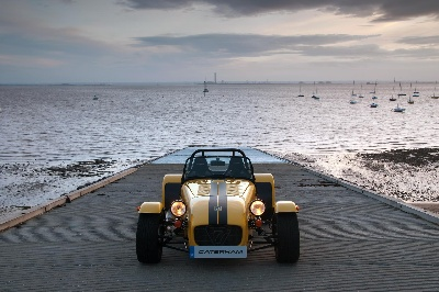 CATERHAM CARS INTRODUCES TWO NEW MODELS FOR USA