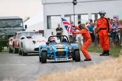CATERHAM CARS TO SHOWCASE SEVEN MODELS AT CARFEST NORTH AND SOUTH