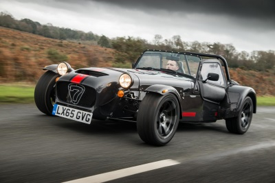 CATERHAM CARS CONFIRMS PLACE AT LONDON MOTOR SHOW