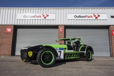 British Sporting Icon Sir Chris Hoy To Compete In Caterham Race Series