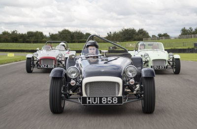 Record Time: Caterham Seven Supersprint Sells Out In Seven Hours