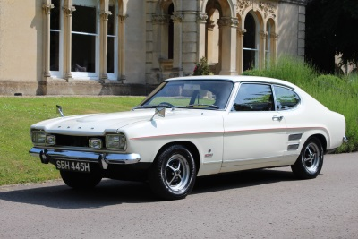 Fast Fords To Fire-Up Bidders At CCA September Sale