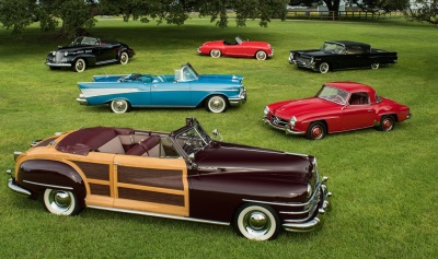 The Charlie Thomas Collection Consigns 150 Vehicles to Barrett-Jackson's Las Vegas and Scottsdale Auctions