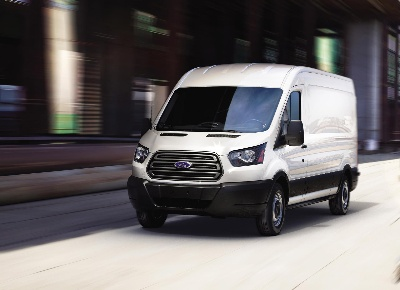 CHARTER COMMUNICATIONS PLACES FIRST LARGE FLEET ORDER FOR ALL-NEW 2015 FORD TRANSIT VAN