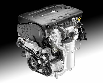 CHEVROLET POWERS WAY TO PAIR OF ENGINE HONORS