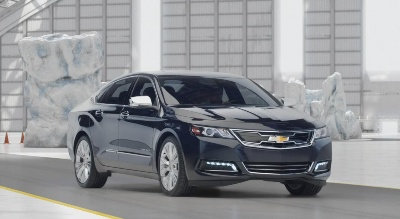CHEVROLET HELPS CUSTOMERS PUT THE BRAKES ON REAR CRASHES