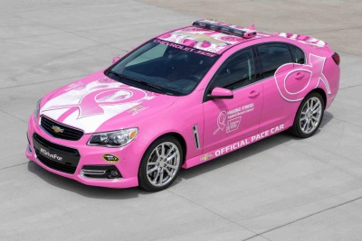 CHEVROLET SUPPORTS BREAST CANCER BATTLE FOR FIFTH YEAR
