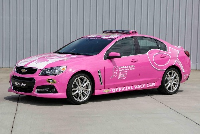 CHEVROLET FIGHTS BREAST CANCER FOR FOURTH YEAR