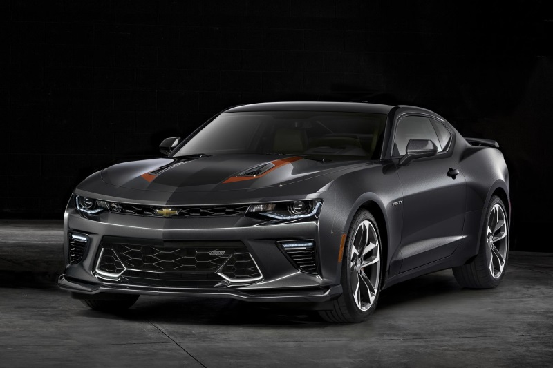 CHEVROLET PRESENTS 50TH ANNIVERSARY EDITION CAMARO SS CONVERTIBLE TO WORLD SERIES MVP BEN ZOBRIST