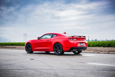 BORLA® INTRODUCES EXHAUST SYSTEMS FOR THE 2016 CHEVROLET CAMARO SS