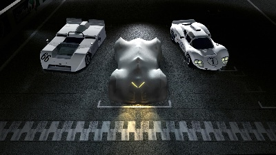 CHEVROLET TO SHOW CHAPARRAL VISION GRAN TURISMO CONCEPT