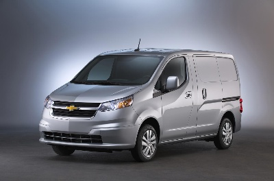 CHEVROLET CITY EXPRESS POWERS SMALL BUSINESS
