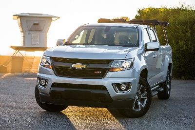 CHEVROLET COLORADO IMPRESSES EARLY CUSTOMERS