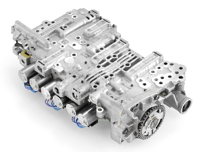 NEW 8-SPEED ENABLES QUICKER, MORE EFFICIENT CORVETTE