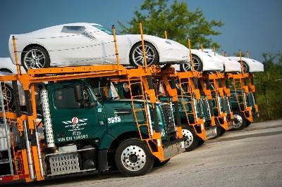 Chevrolet Begins Shipping 2014 Corvette Stingray