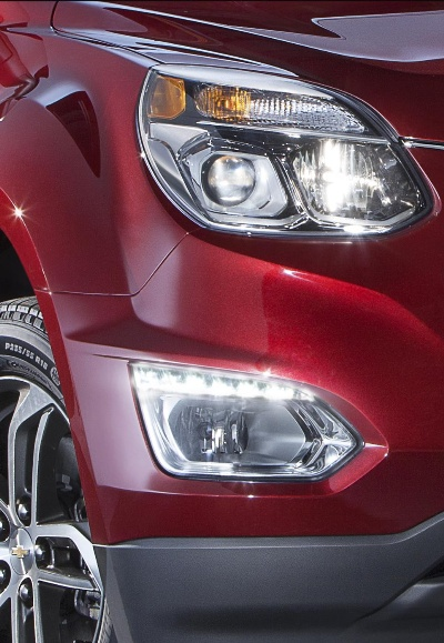 CHEVROLET EQUINOX HAS BEST JANUARY EVER
