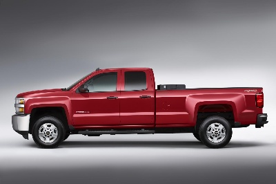 CHEVROLET AND GMC ANNOUNCE CNG PRICING OPTIONS