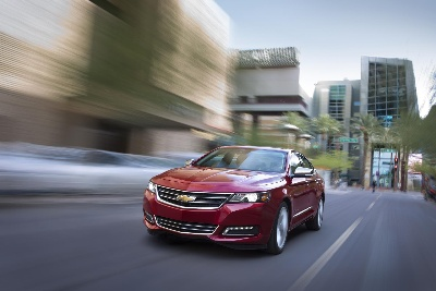 TECHNOLOGIES MAKE CHEVROLET IMPALA, SUVS FAMILY FRIENDLY